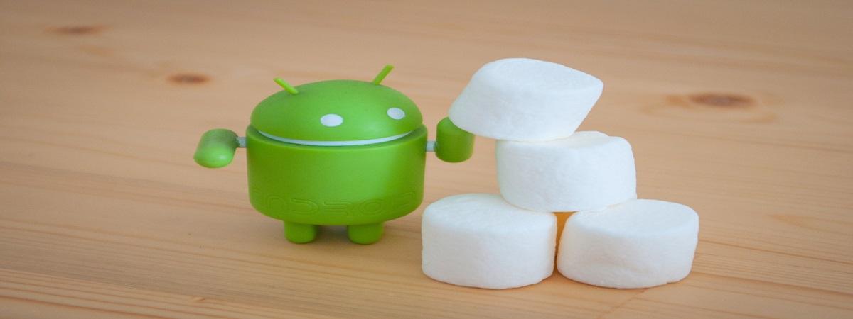 Android Marshmellow Dağıtımı Başladı!